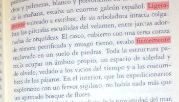 """Adverbios terminados en -mente en """"Cien años de soledad"""", de Gabriel García Márquez"""
