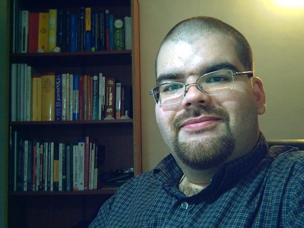 """Ricardo Tavares Lourenço: """"La corrección me ha hecho mejor lingüista"""""""