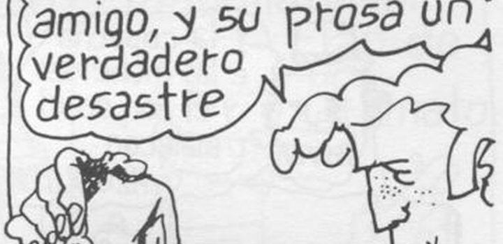 """""""Boogie, el aceitoso"""", del humorista argentino Roberto Fontanarrosa"""